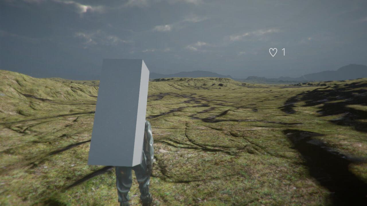 В Steam появился фейковый Death Stranding – он называется Man Standing, а авторы якобы вдохновлялись Heavy Rain