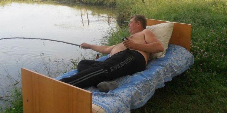 Фотографии самых ленивых мужчин
