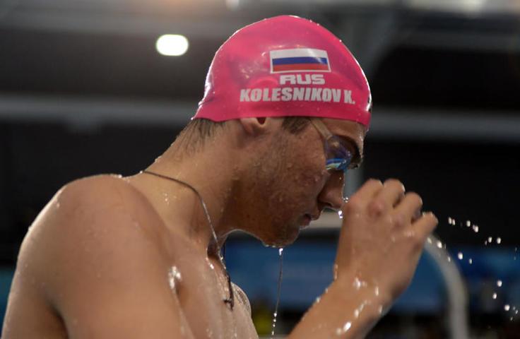 Климент Колесников: Мечтаю о победе на взрослой олимпиаде