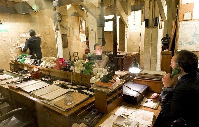Подземный бункер Черчилля великобритания, достопримечательности под землей, интересно, история города, лондон, подземный Лондон, познавательно, путешествия
