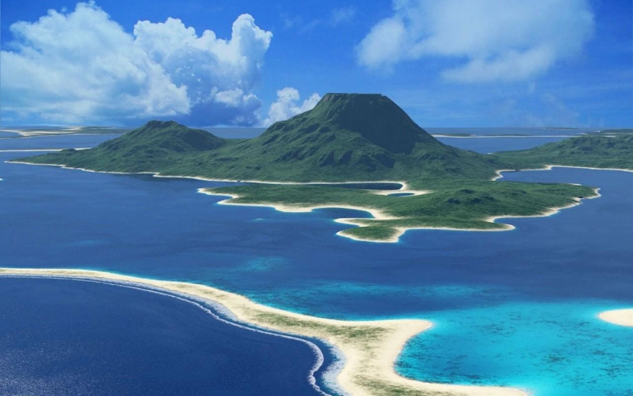 Загадки островов или что скрывает теплое море и белый песок?