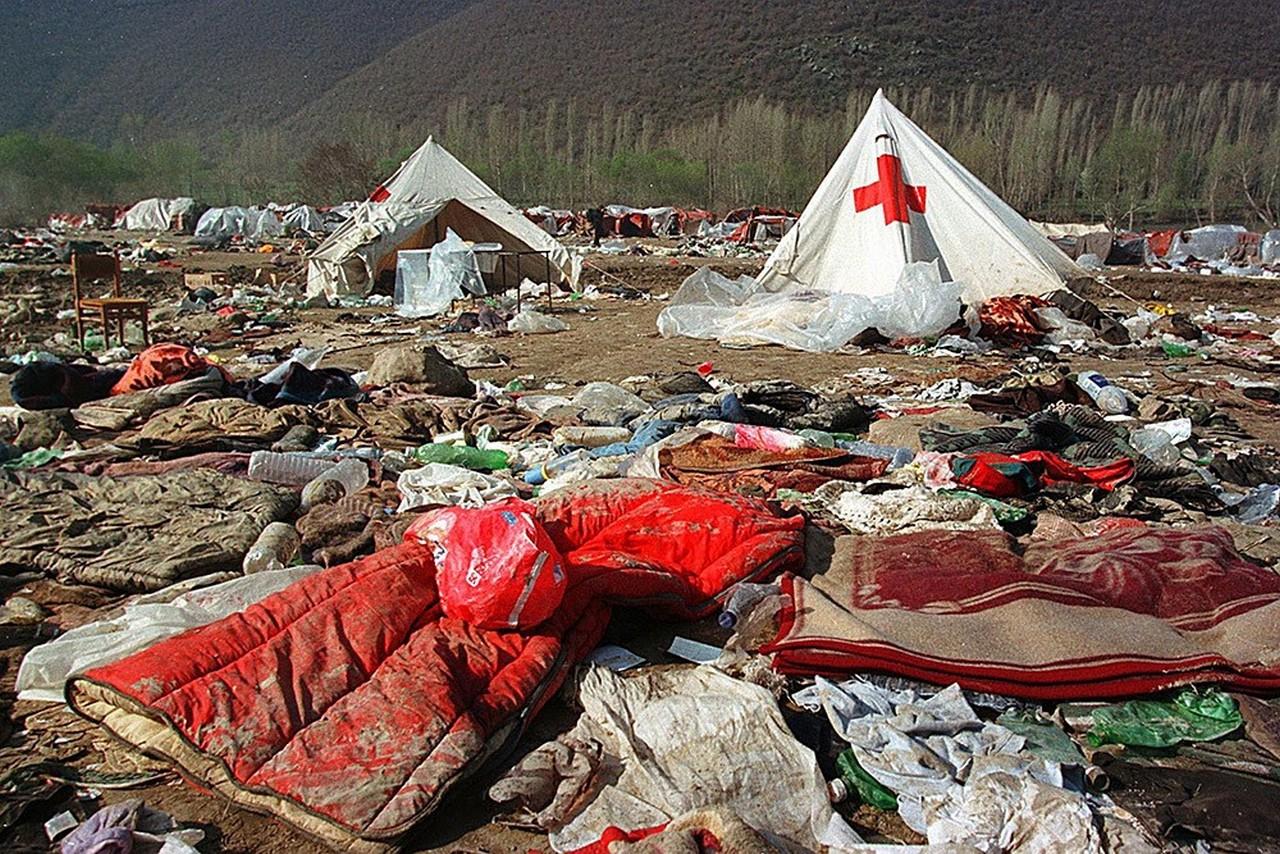 Двадцатилетие югославской трагедии. Первый опыт НАТО в роли агрессора