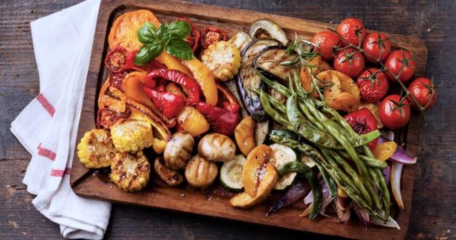 Запеченные овощи в духовке - самые вкусные рецепты легких блюд на каждый день