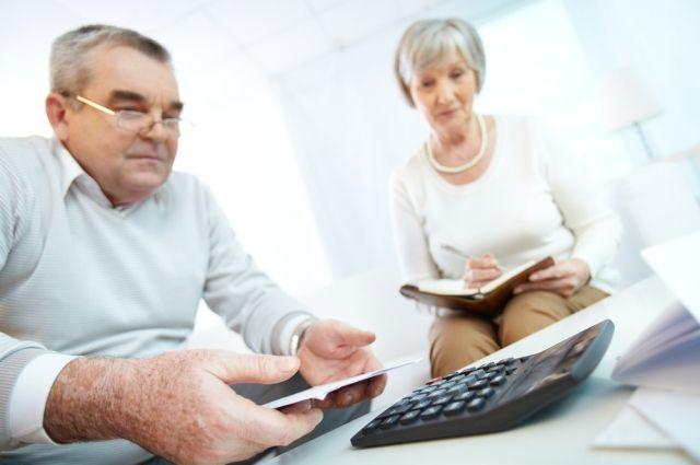 Купить пенсию жене. Сколько будут стоить пенсионные баллы и стаж?