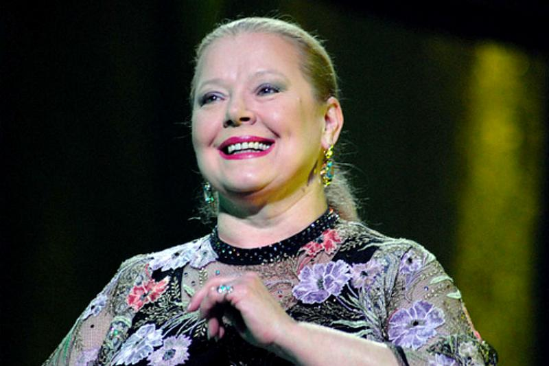 Ушла из жизни народная артистка Людмила Сенчина.