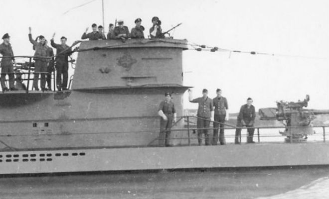 Секретные проекты субмарин Второй Мировой, которые опередили время война,Пространство,секретное оружие,субмарина,третий рейх