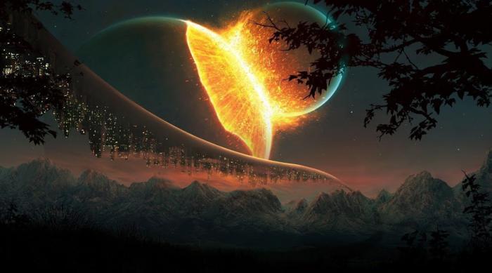 План побега миллиардеров при ударе астероида: карты ученых (10 фото)