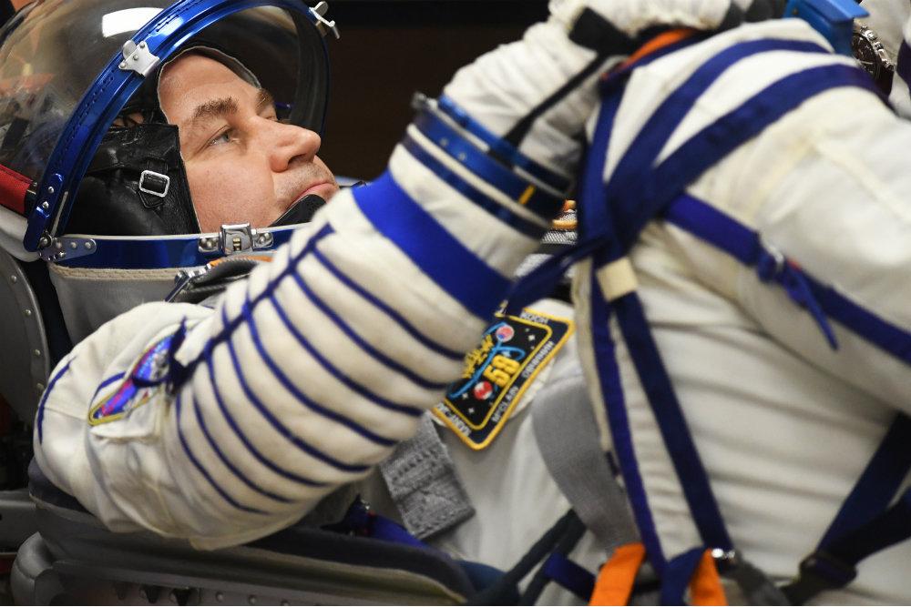 Роботы любят выпить: Россия попросила НАСА объяснить запах спирта на МКС nasa,космос,МКС,новости,общество,россияне