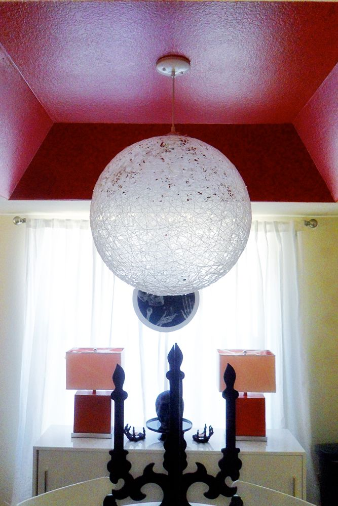Рукоделие для дома своими руками: абажуры, светильники и гирлянды