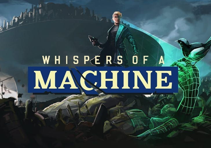 Whispers of a Machine: Обзор action,adventures,pc,whispers of a machine,Игры,обзоры,Приключения