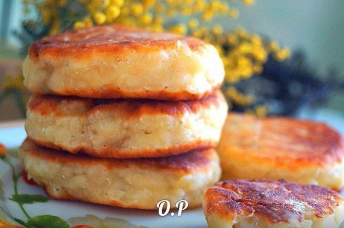 Лучший в мире завтрак — сырники с бананом
