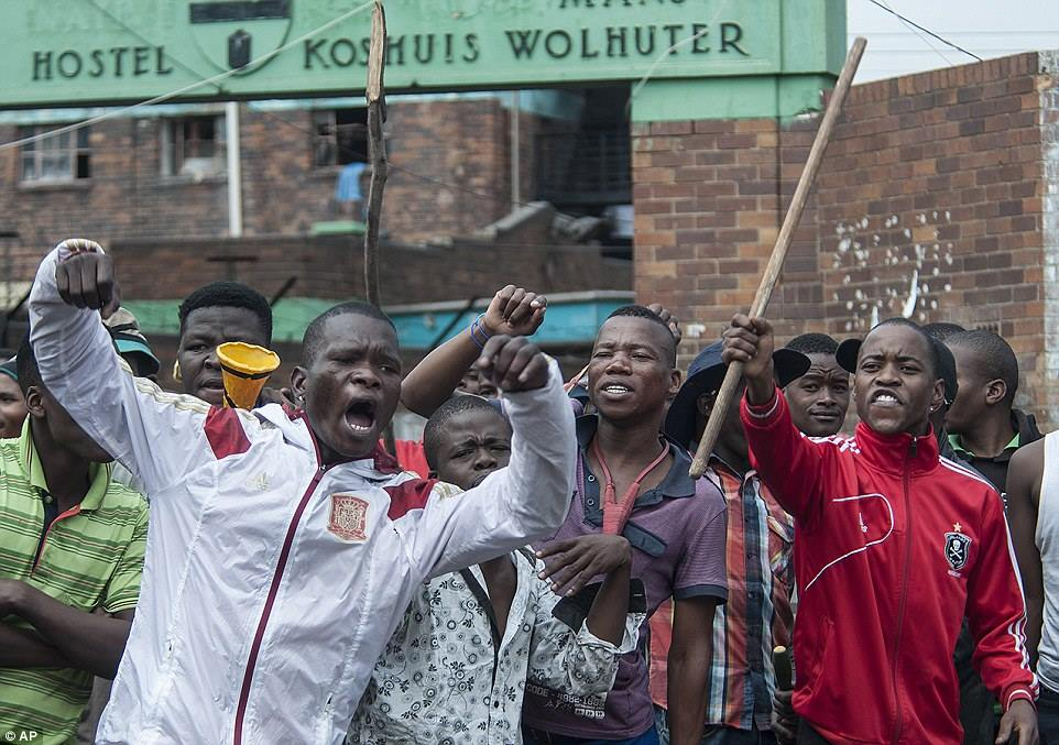 """ЮАР после """"белого режима""""... Есть о чем задуматься."""