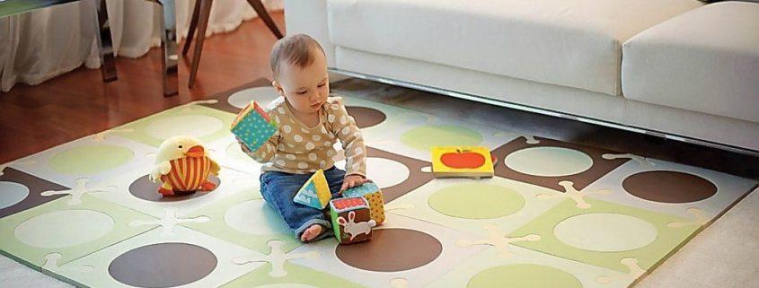 Детские коврики-пазлы: разновидности моделей и нюансы выбора