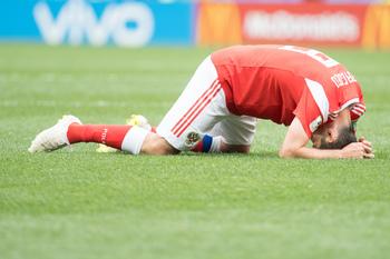 Алан Дзагоев не поедет на матч Россия — Египет в Санкт-Петербург