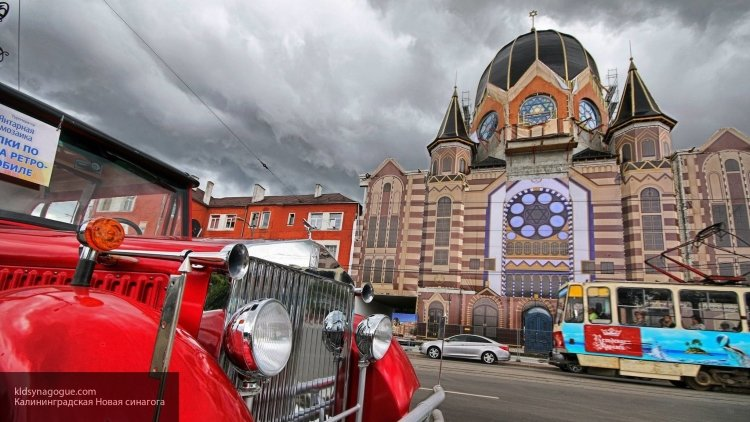 Главный раввин России приедет на открытие Новой синагоги в Калининграде