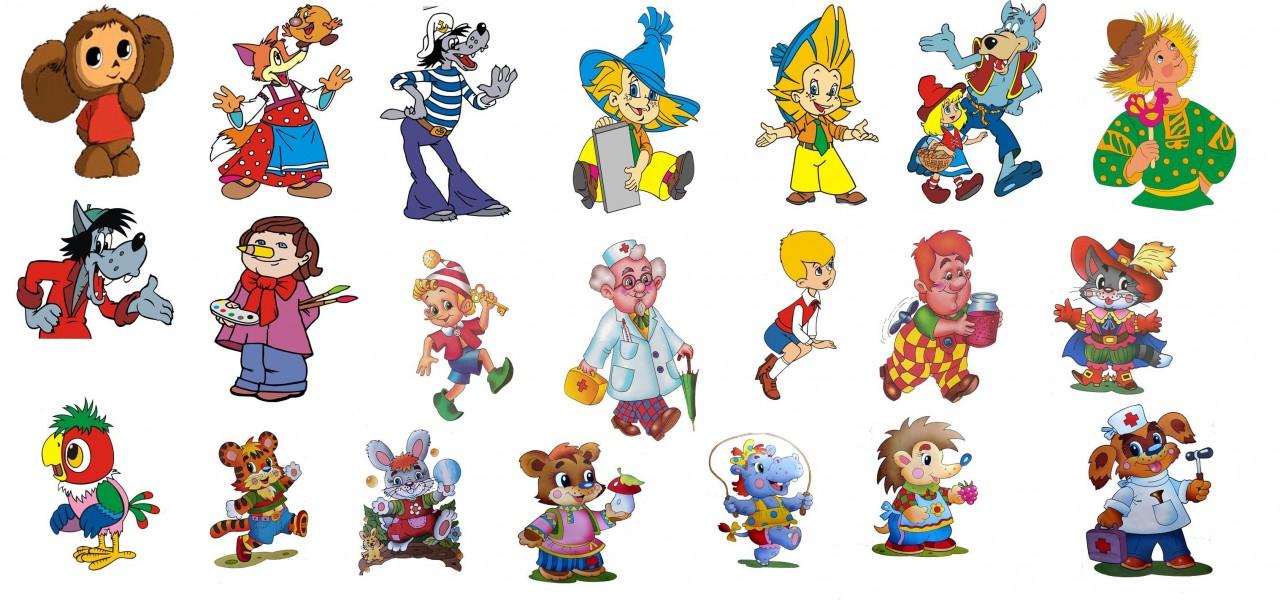 Знакомые песенки из мультфильмов на разных языках