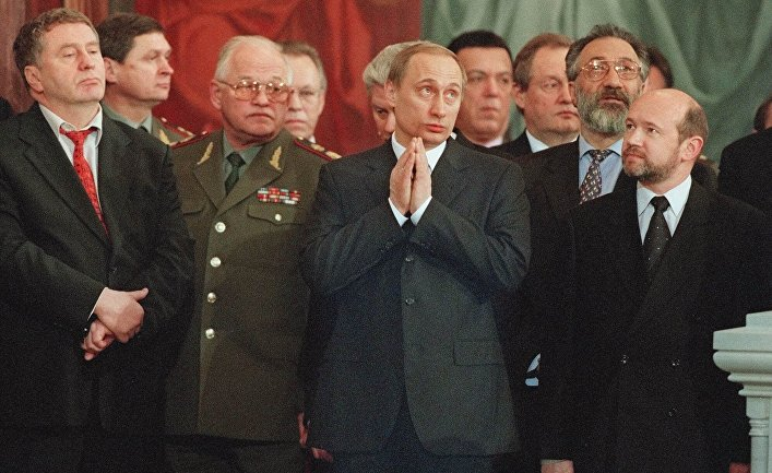 Как Die Welt пытался укусить Путина
