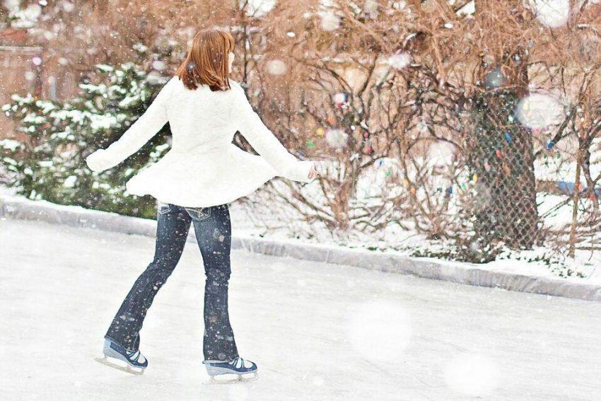 Зимой в парке «Северные Дубки» откроется каток с искусственным льдом