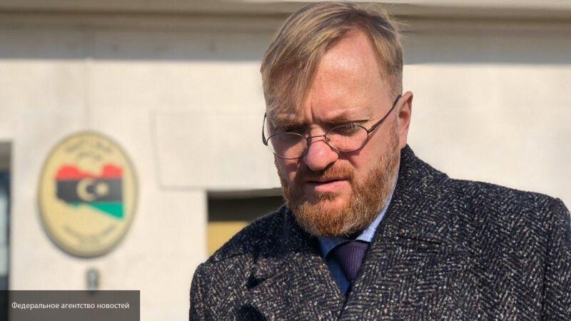 Милонов отреагировал на слова Захаровой о паспортных россиянах, желающих вернуться домой