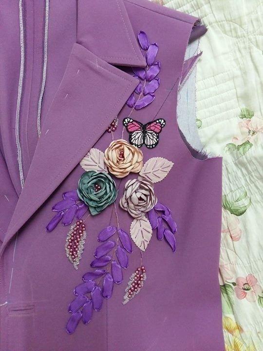 Идеи для творчества вышивка,мода,одежда