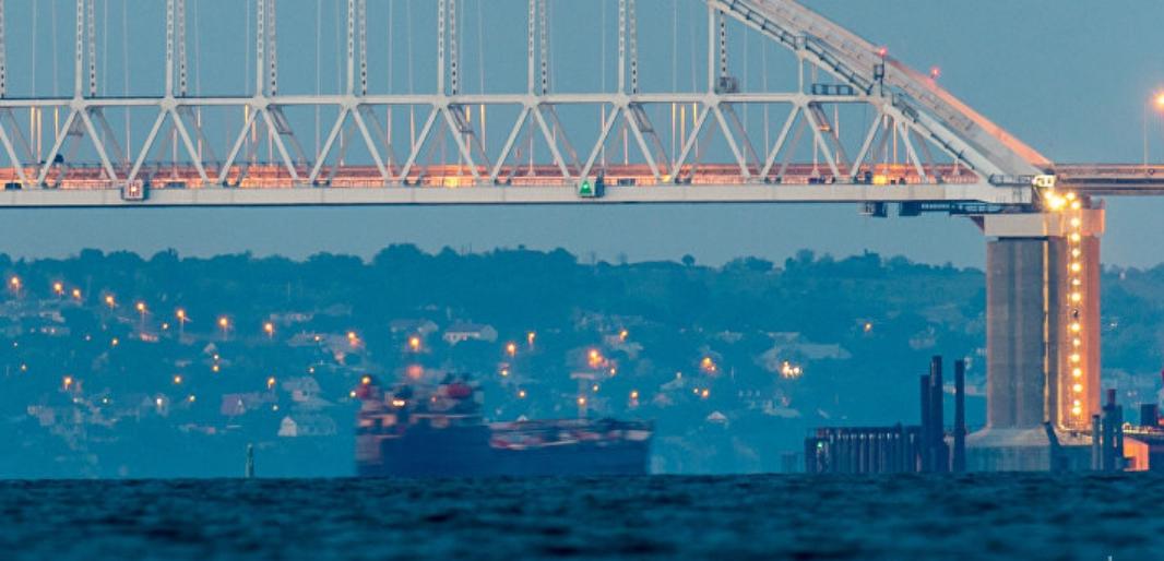 Украина: Крымский мост парал…