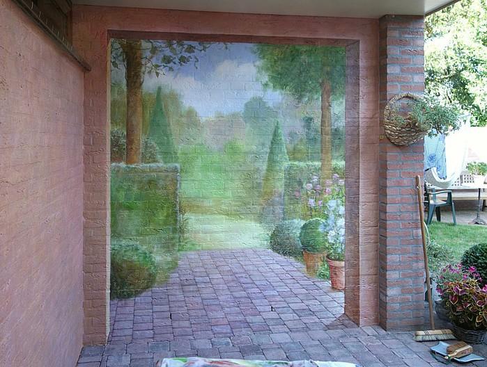 Tuinmuurschildering Stramproy 7 (700x528, 139Kb)
