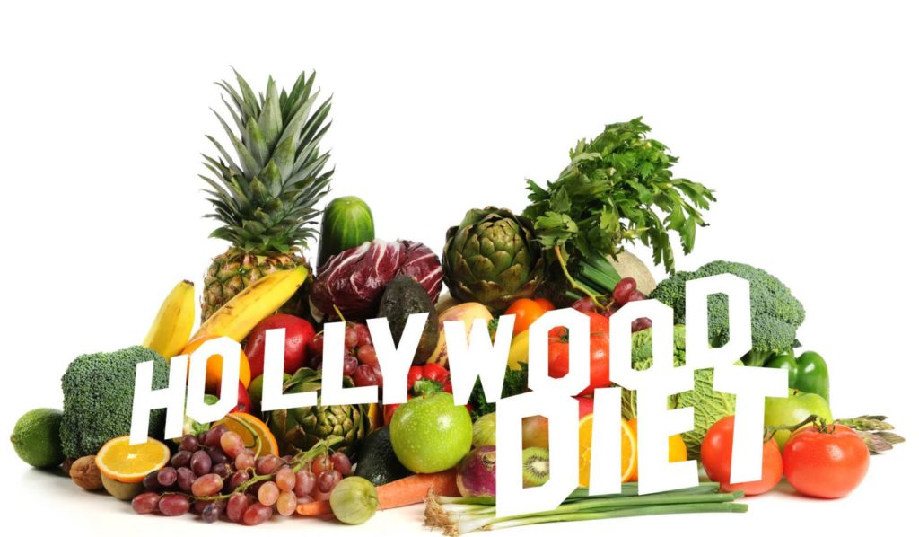 Голливудская диета основы