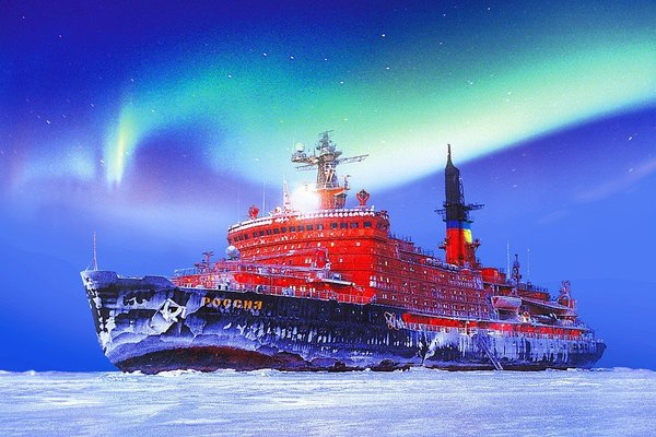 Российский запрет на проход по Северному морскому пути, заставит Европу сотрудничать с Россией.
