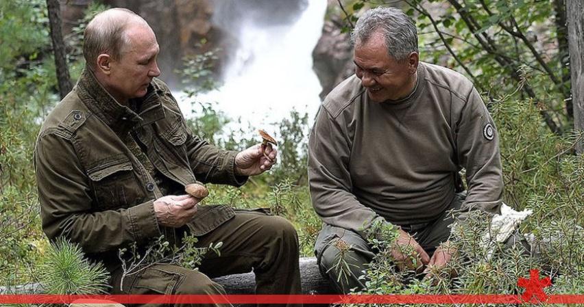 Русскую природу заставят крутиться