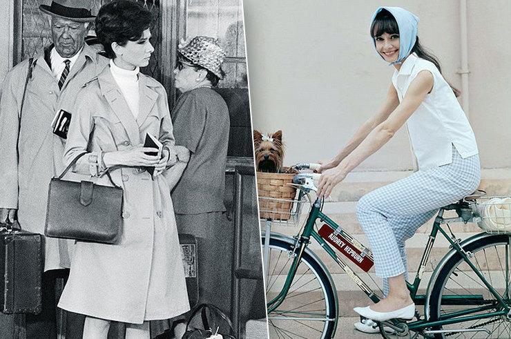 Королева стиля: 8 любимых вещей Одри Хепберн, в которых ты будешь безупречна