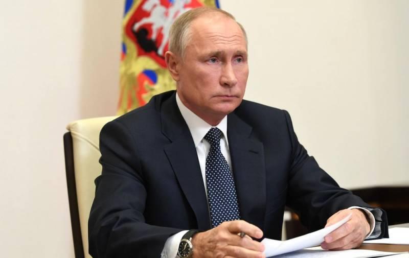 Путин объяснил, почему не поздравляет Байдена с победой на выборах в США президента, Путин, выборов, американского, Трамп, нравится, ктото, никакой, Здесь, Байдена, Байден, итоги, соблюдение, внимание, лидеры, целого, обратил, стран, поспешили, любым