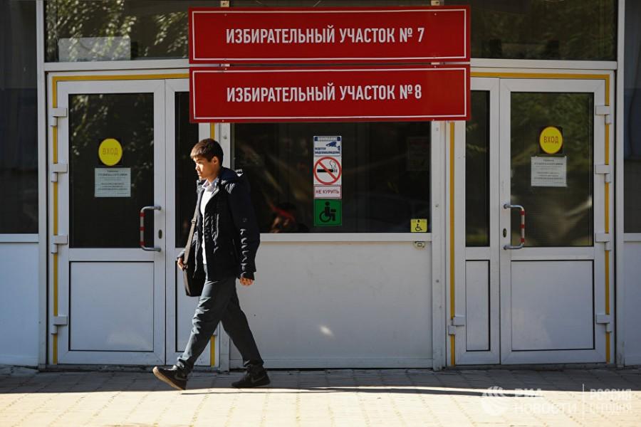 День тишины перед выборами в Хакасии практически сорван, заявили в ОП