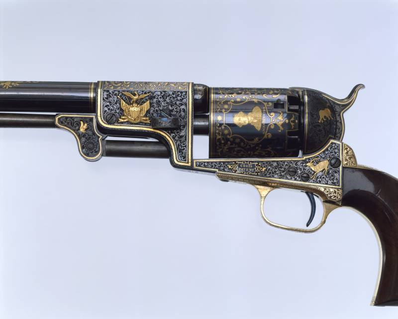 Стреляющие подарки… оружие