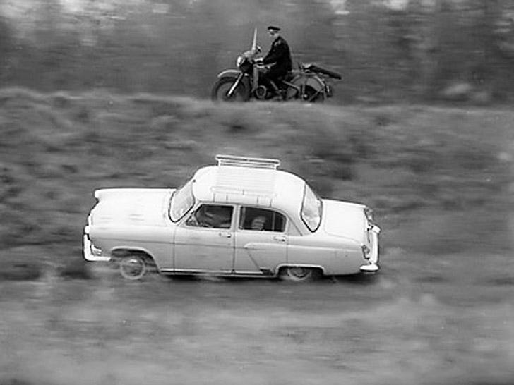 BewareoftheCar07 Интересные факты о комедии «Берегись автомобиля»