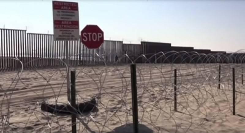 Пентагон перенаправит часть своих средств на строительство «стены Трампа»