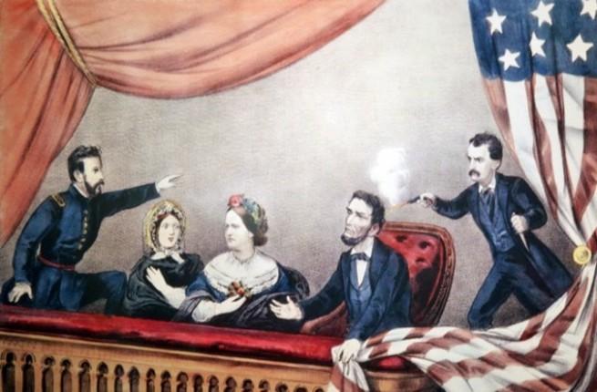 За что ростовщики убили Линкольна?