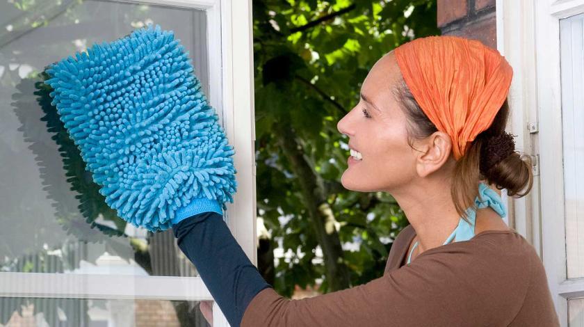 Останутся чистыми на полгода: лайфхак для мытья окон