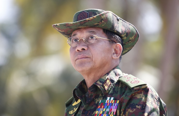 США ввели санкции против Мьянмы для видимости