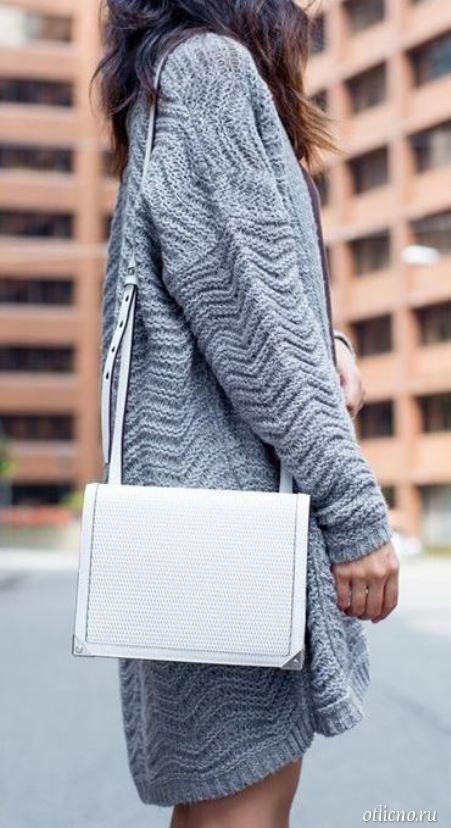 20 стильных вязаных вещей вязание