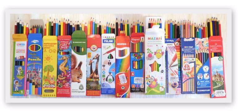 Какие карандаши лучше: тестируем и выбираем лучшие карандаши