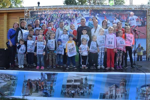 Ульяновцы устроили массовый …