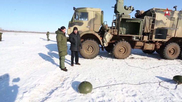 Американские военные эксперты назвали российский «Пенициллин» угрозой для натовской артиллерии