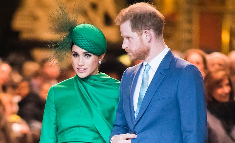Меган Маркл и принц Гарри переехали в Лос-Анджелес на фоне новостей о росте зараженных коронавирусом в США