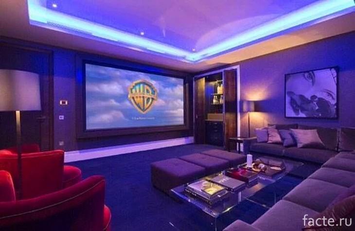 Домашний кинотеатр своими ру…