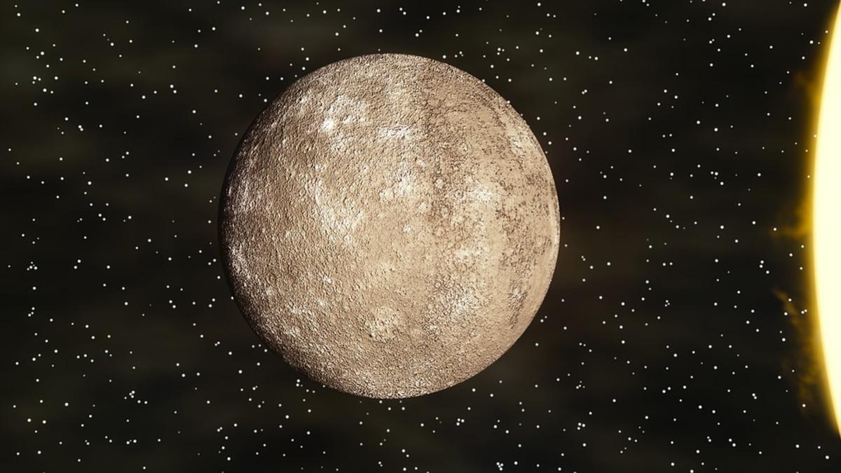 Предложена новая версия формирования Меркурия