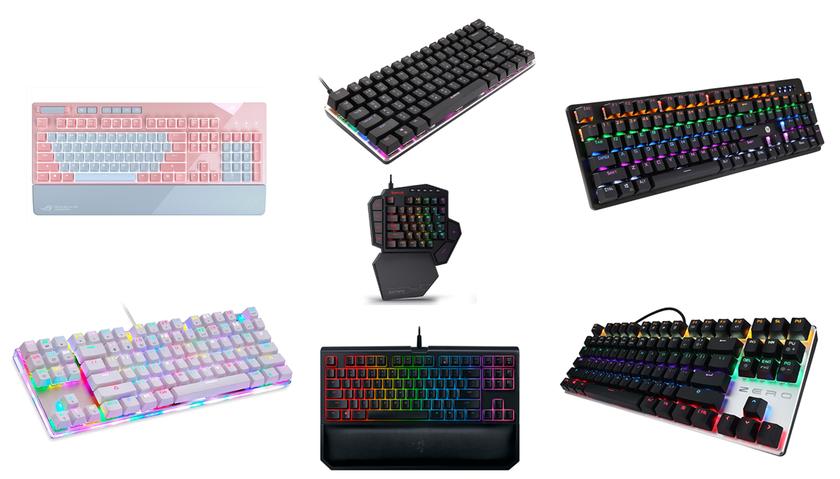 7 лучших механических клавиатур на AliExpress
