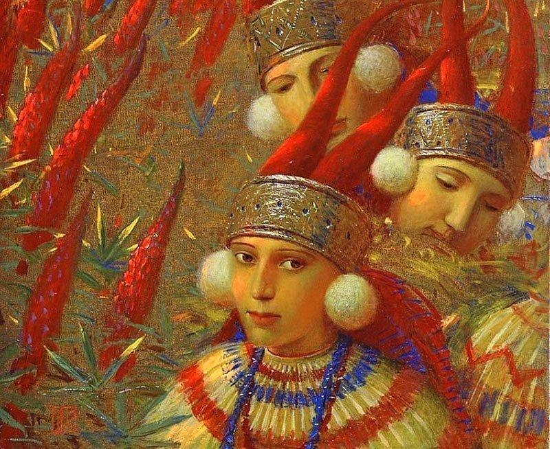 Кика Кокошник, головные уборы, женщины, народ, русские, традиции, шапка