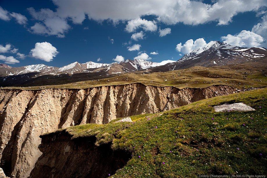 Григорьевское ущелье Иссык-Куля