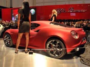 Alfa Romeo представит новый седан Giulia в 2015 году