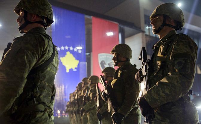 Пороховая бочка Европы: Косово идет войной на Сербию